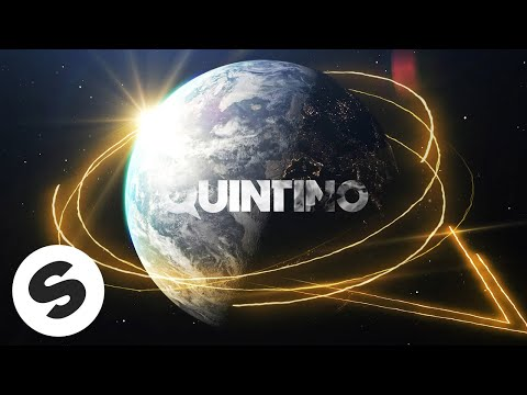 Quintino - Out Of This World (feat. KiFi) [Official Music Video]